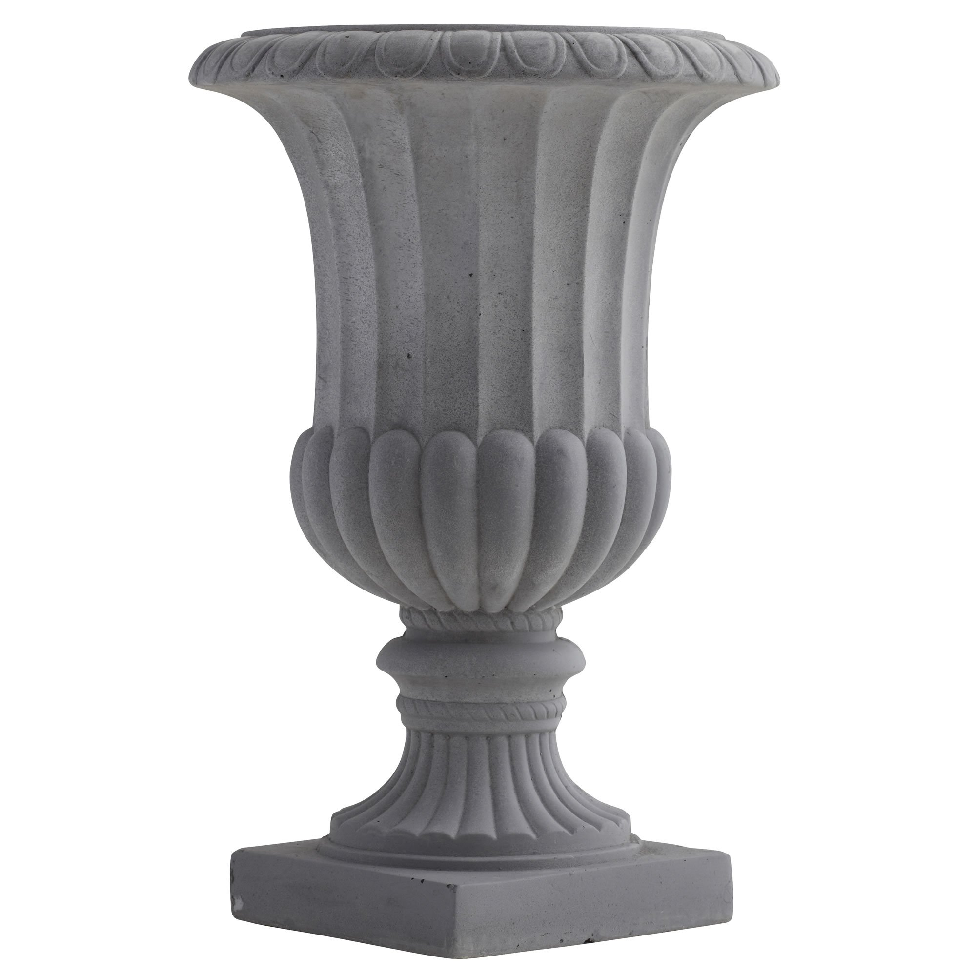 Nearly Natural 7507 Indoor/Outdoor Decorative Urn, 16.5-Inch by Nearly Natural
