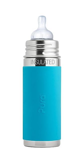 Pura KiKi Insulated Infant Bottles