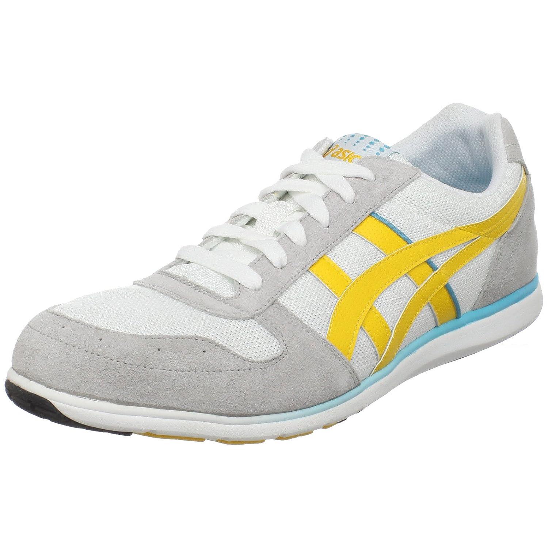 Gel-Spree Sneaker, White/Yellow