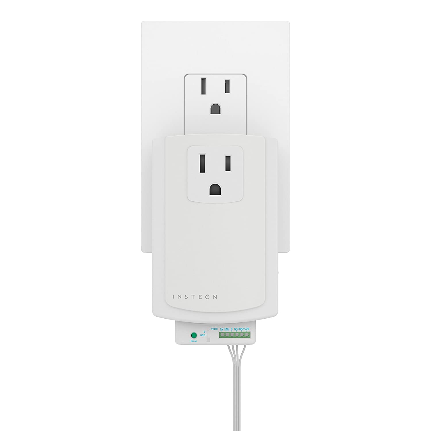 Insteon 2450 io linc low voltage contact closure interface insteon 2450 io linc low voltage contact closure interface connected home modules amazon rubansaba