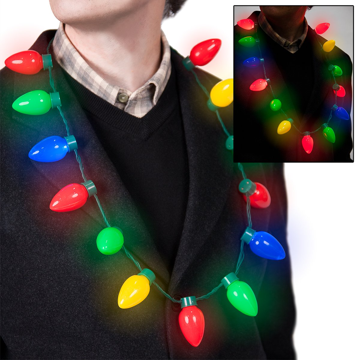 operated baubles lighting gold battery lights christmas stellar