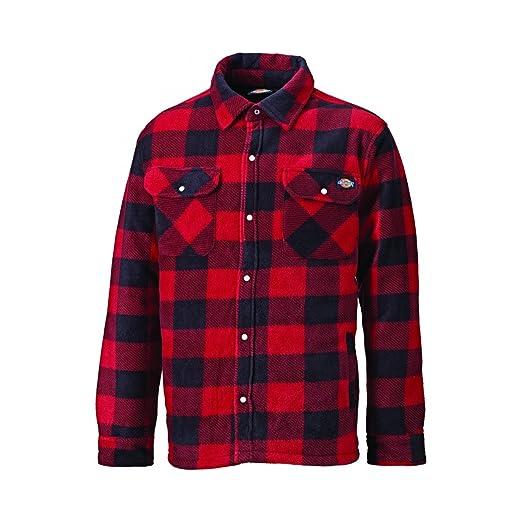 40 opinioni per Dickies Portland- Camicia imbottita da lavoro, colori e taglie vari