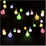 Mr.Twinklelight 30 LED 4.5M Waterproof Festival Lights LED Solar Lights celebrate Wedding / Birthday /Christmas Party colourful solar string lights