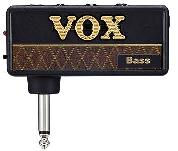 Vox APBS - Amplificador para auriculares para bajo, color negro: Amazon.es: Instrumentos musicales