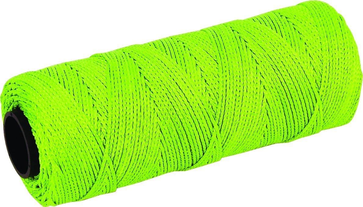 Marshalltown ML577 Twisted Nylon Mason-Foot Line 285-Feet Yellow
