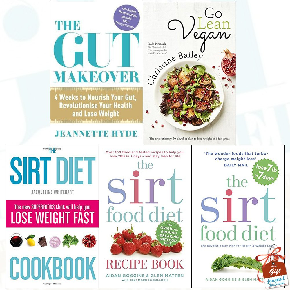 Gut Makeover, Go Lean Vegan, Sirtfood Diet Recipe and Sirt
