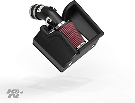 K/&N Performance Air Intake Kit AIRCHARGER FORD FUSION Ecoboost 2.0L 2013-2016
