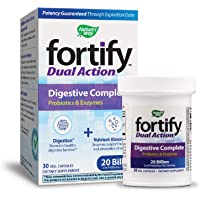 Natures Way Fortify Digestive CMPLET, 30 veg capsules