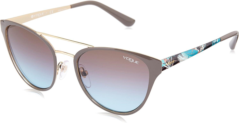 Vogue Gafas De Sol Para Mujer Turtledove / Pale Gold