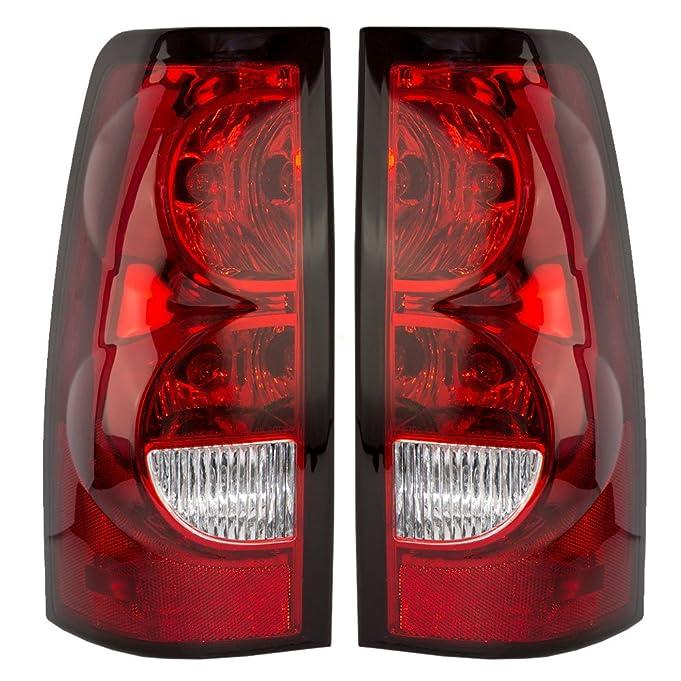 71AoUqvrdAL._SX681_PIbundle 2TopRight00_AA681SH20_ amazon com tail light assemblies brake & tail light assemblies Chevy Truck Tail Light Wiring at alyssarenee.co