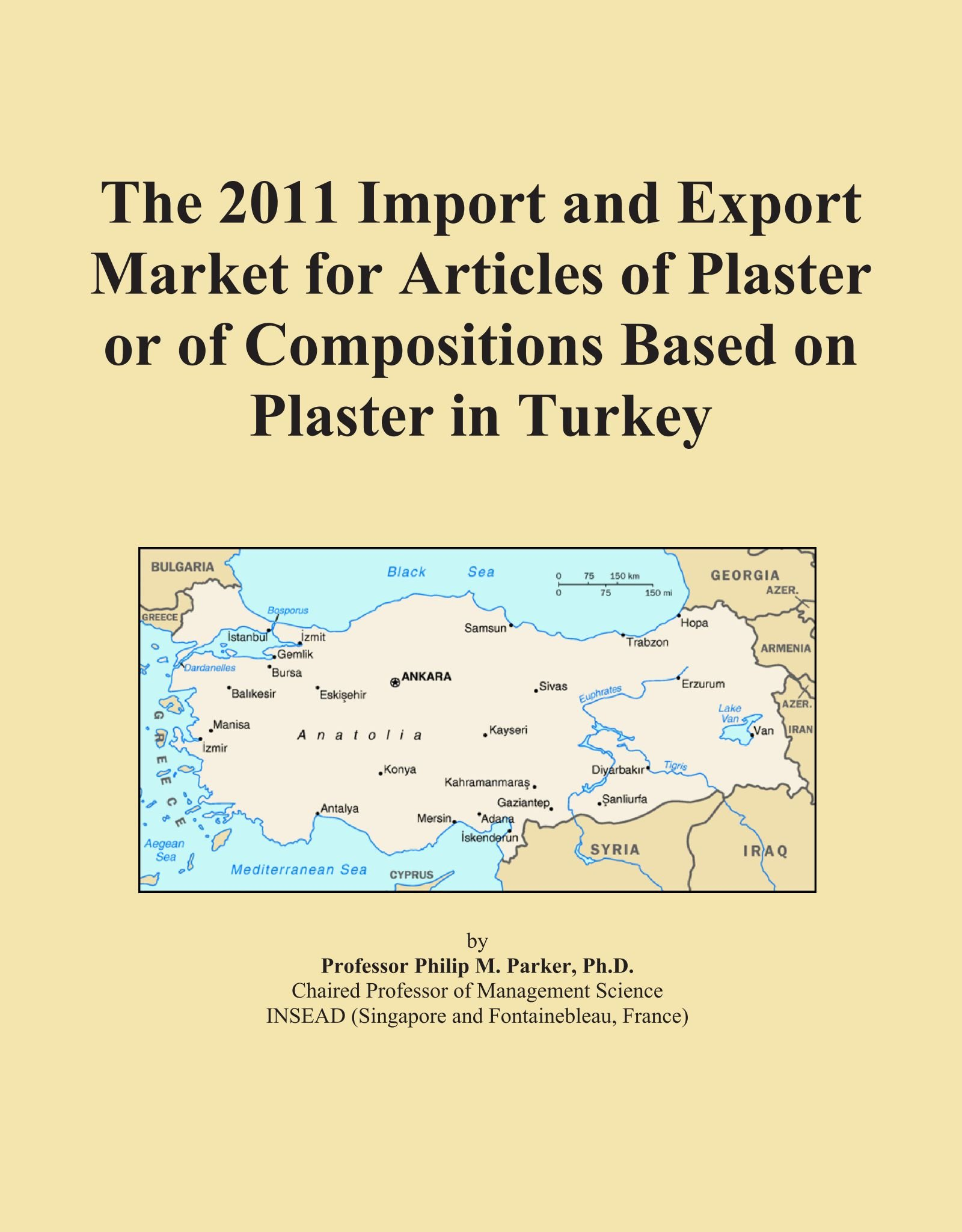 Download The 2011 Import and Export Market for Articles of Plaster or of Compositions Based on Plaster in Turkey ebook