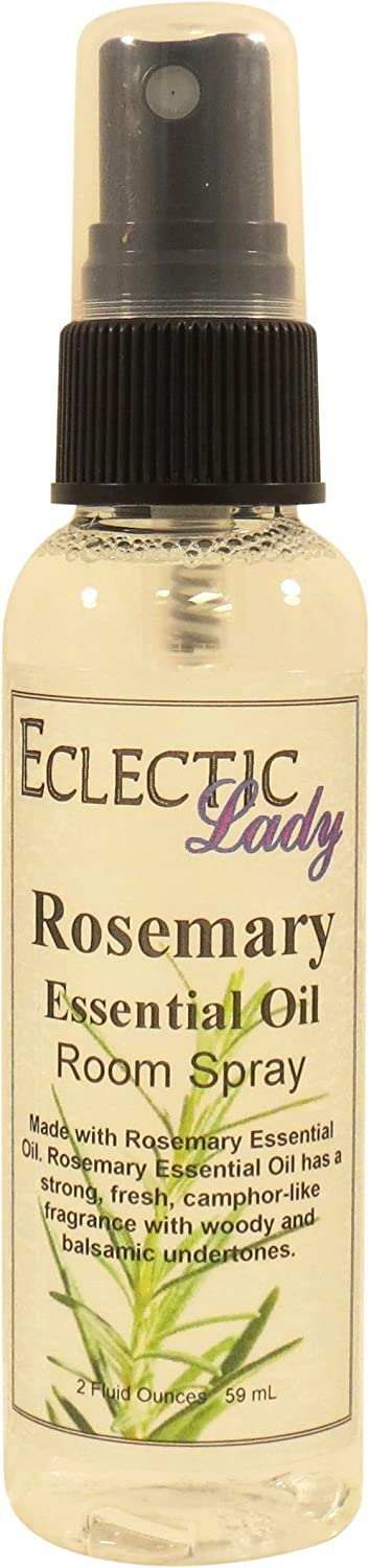 Rosemary Essential Oil Room Spray, 2 ounces