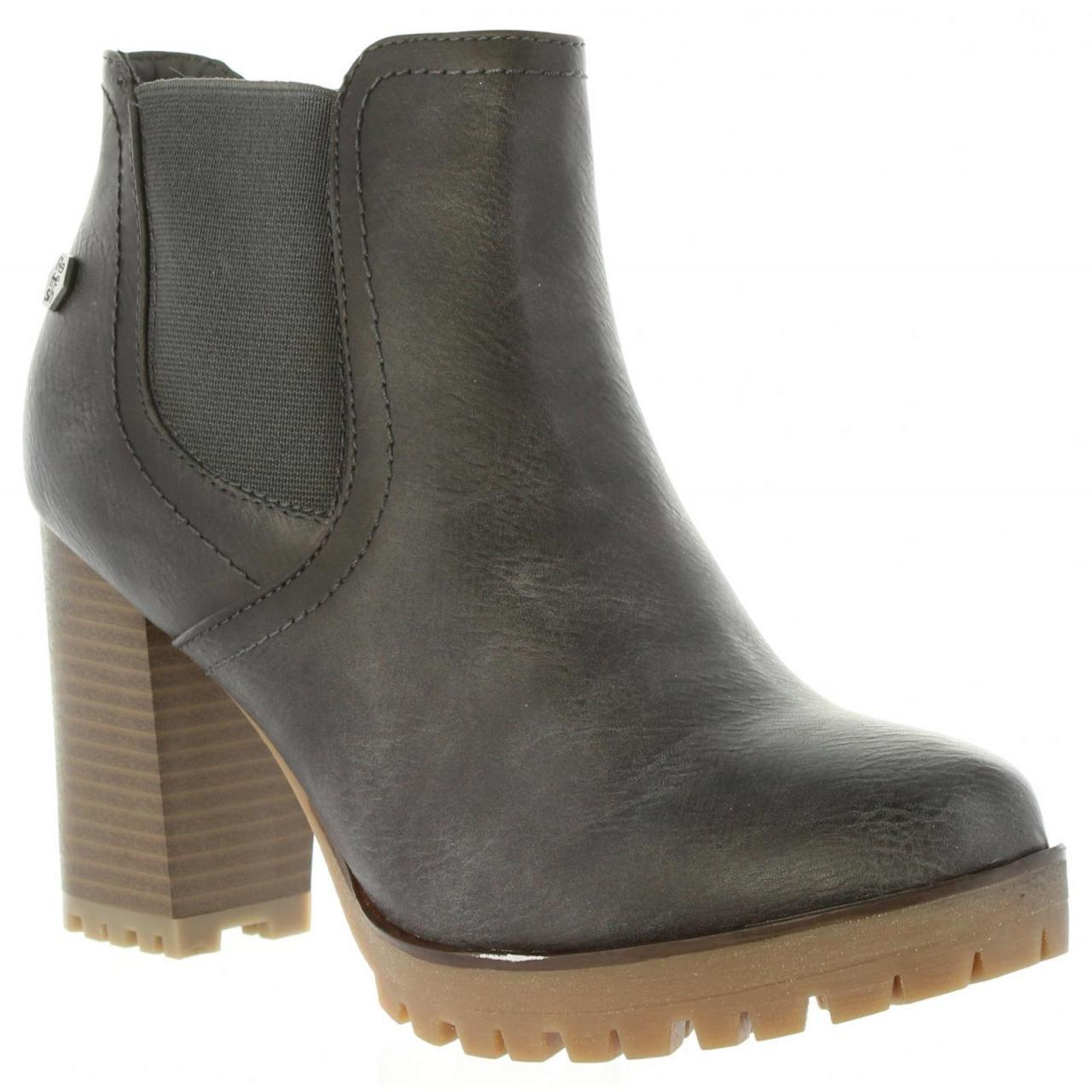 Refresh Stiefel für Damen 63928 C GRIS GRIS GRIS - 1c80b5
