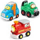 VTech Go! Go! Smart Wheels - Utility Vehicles 3-pack