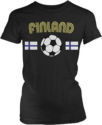 Amdesco Finland Flag Finnish Finn Infant T-Shirt