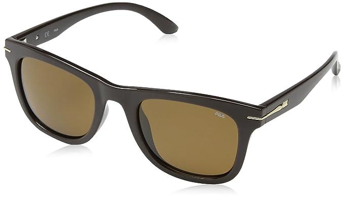 Fila SF8981, Gafas de Sol para Hombre, Marrón (SH.Full Brown ...