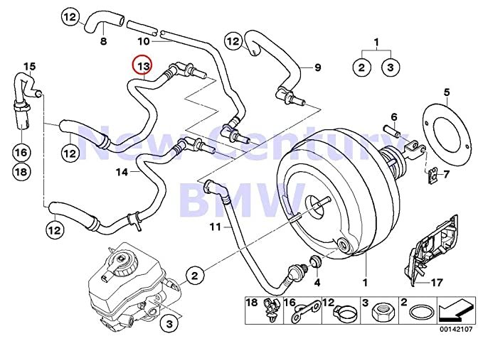 325xi Bmw Vacuum Diagram