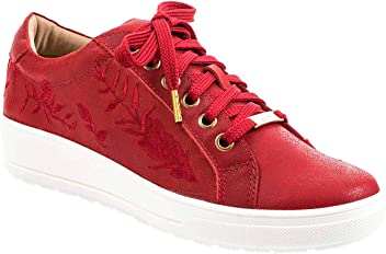 VÉLEZ Genuine Colombian Leather Sneakers For Women | Zapatos Deportivos Cuero