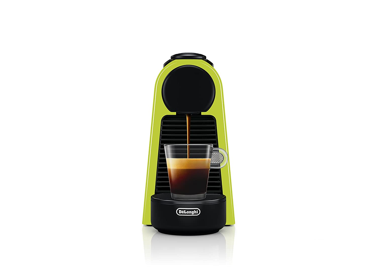 Nespresso by De Longhi EN85L Essenza Mini Original Espresso Machine by De Longhi, Lime