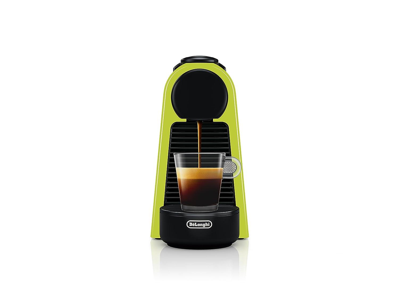 Nespresso Essenza Mini Espresso Machine by De'Longhi, Lime