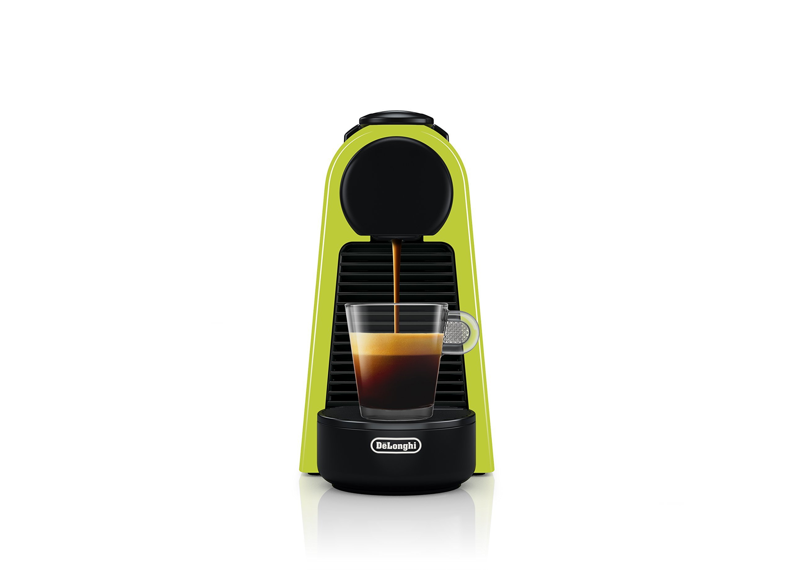 Nespresso by De'Longhi EN85L Essenza Mini Original Espresso Machine by De'Longhi, Lime by Nespresso by De'Longhi