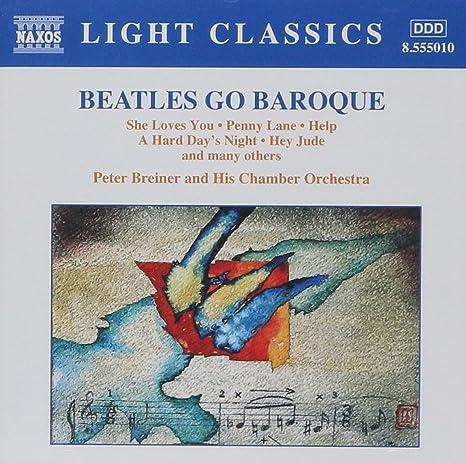 BEATLES - Beatles Go Baroque - Amazon.com Music
