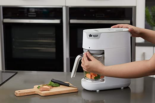Amazon.com: Tommee Tippee Quick Cook - Máquina para hacer ...