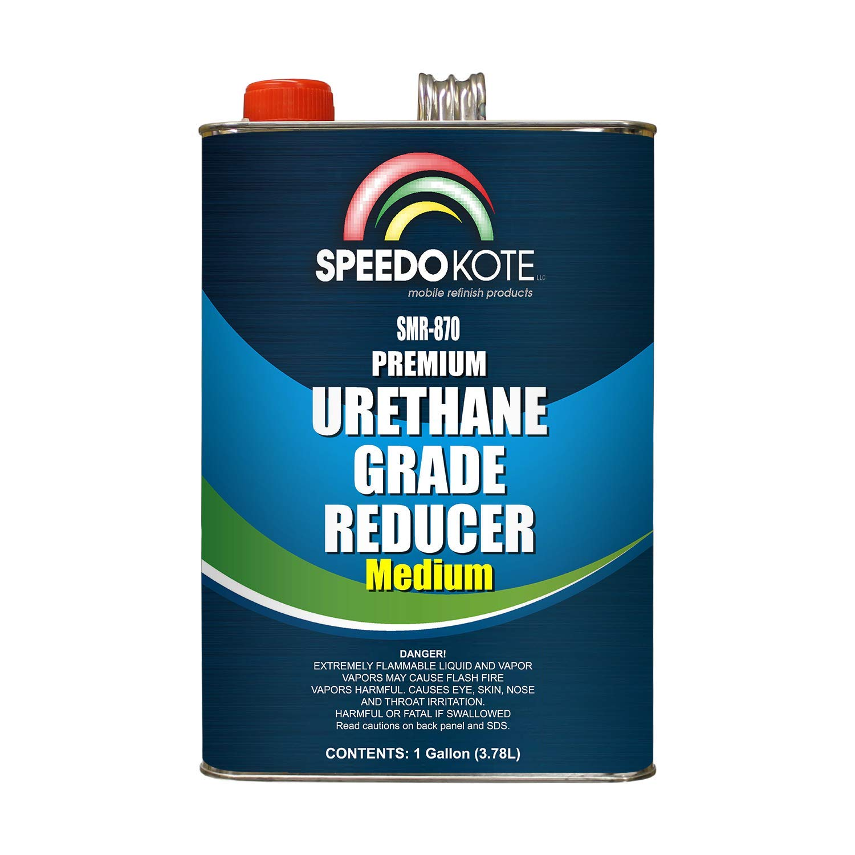 Speedokote SMR-870 - Universal Medium 65-80°F Urethane Grade Reducer, One Gallon