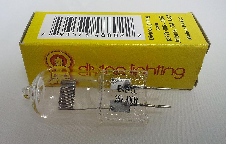 Divine Lighting LL-200 120v 200w Bulb; LL200 GX6.35 Lamp