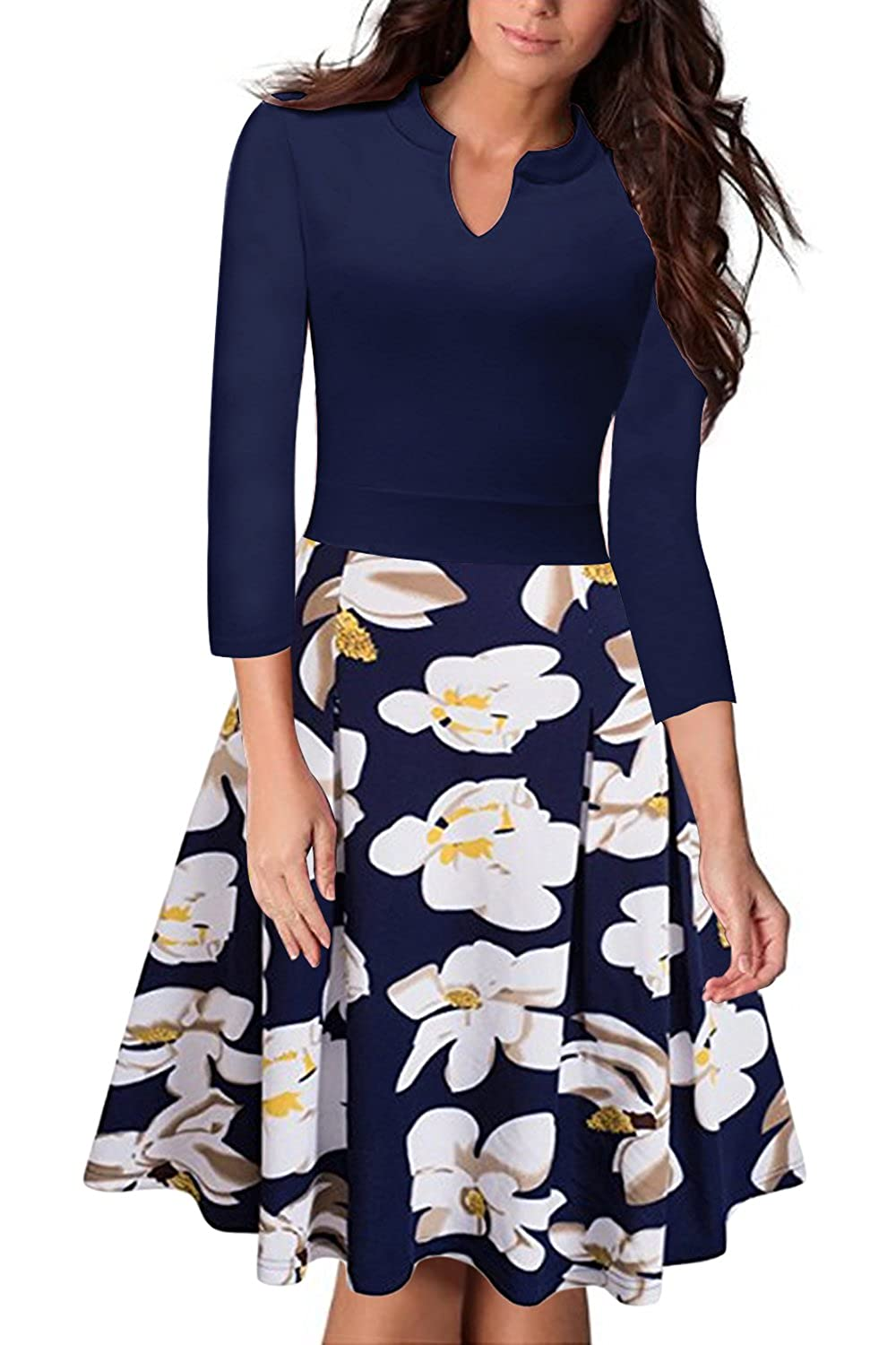 b981a1e31cdb9 Fashion Trendy Design Dress for Girls and Women Style: Chic Official Wear  to Work Casual Aline Business Cocktail Dress