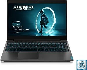 Lenovo IdeaPad L340 Gaming Laptop, 15.6 Inch FHD (1920 X 1080) IPS Display, Intel Core i5-9300H Processor, 8GB DDR4 RAM, 1TB HDD, 128GB NVMe SSD, NVIDIA GeForce GTX 1050, Windows 10, 81LK000MUS, Black