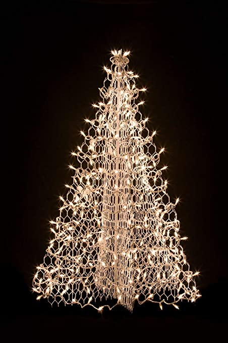 Amazon.com : Crab Pot Christmas Trees 4 with White Wire and 240 Clear LED  Lights : Garden & Outdoor - Amazon.com : Crab Pot Christmas Trees 4 With White Wire And 240