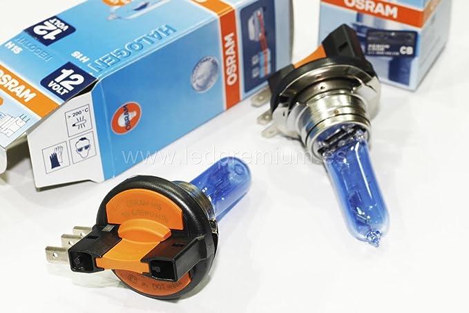 1 opinioni per 2x LAMPADE LAMPADINE H15 OSRAM + XENCN 15/55W WHITE 5300K E1 APPROVAZIONE XENO