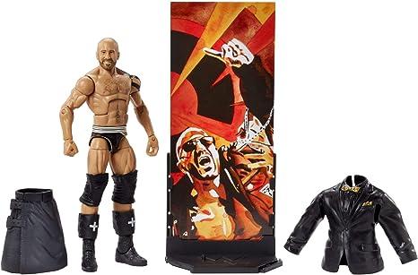 WWE Lucha Libre Figura MATTEL ganó Cesaro En Caja Nuevo