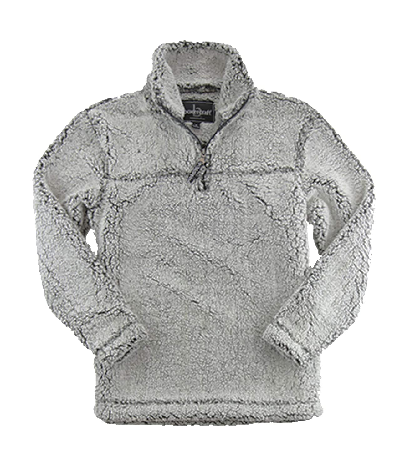115616377 Amazon.com  Boxercraft Youth Sherpa Pullover  Sports   Outdoors