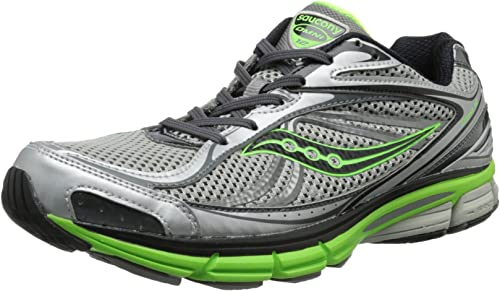 saucony green running shoes