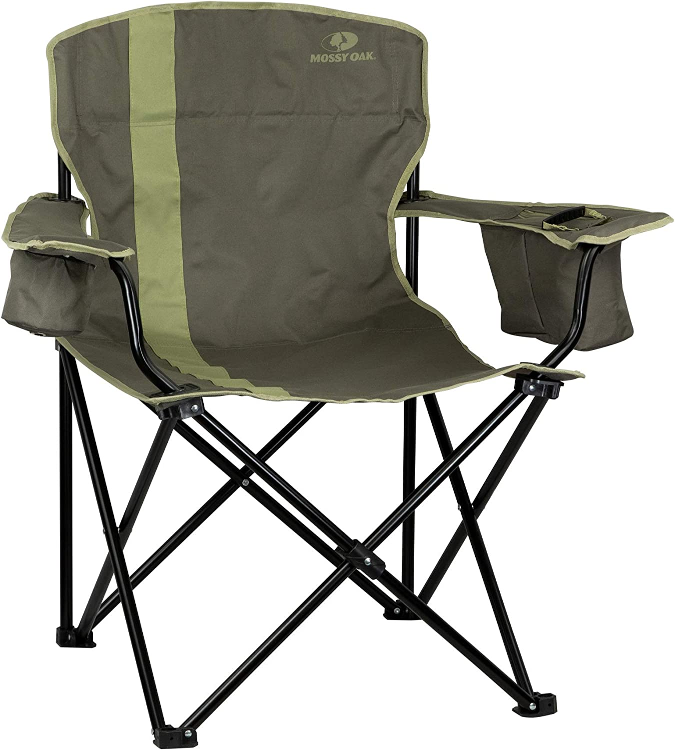 Mossy Oak Heavy Duty Camping Chair- Best High Back Camping Chair
