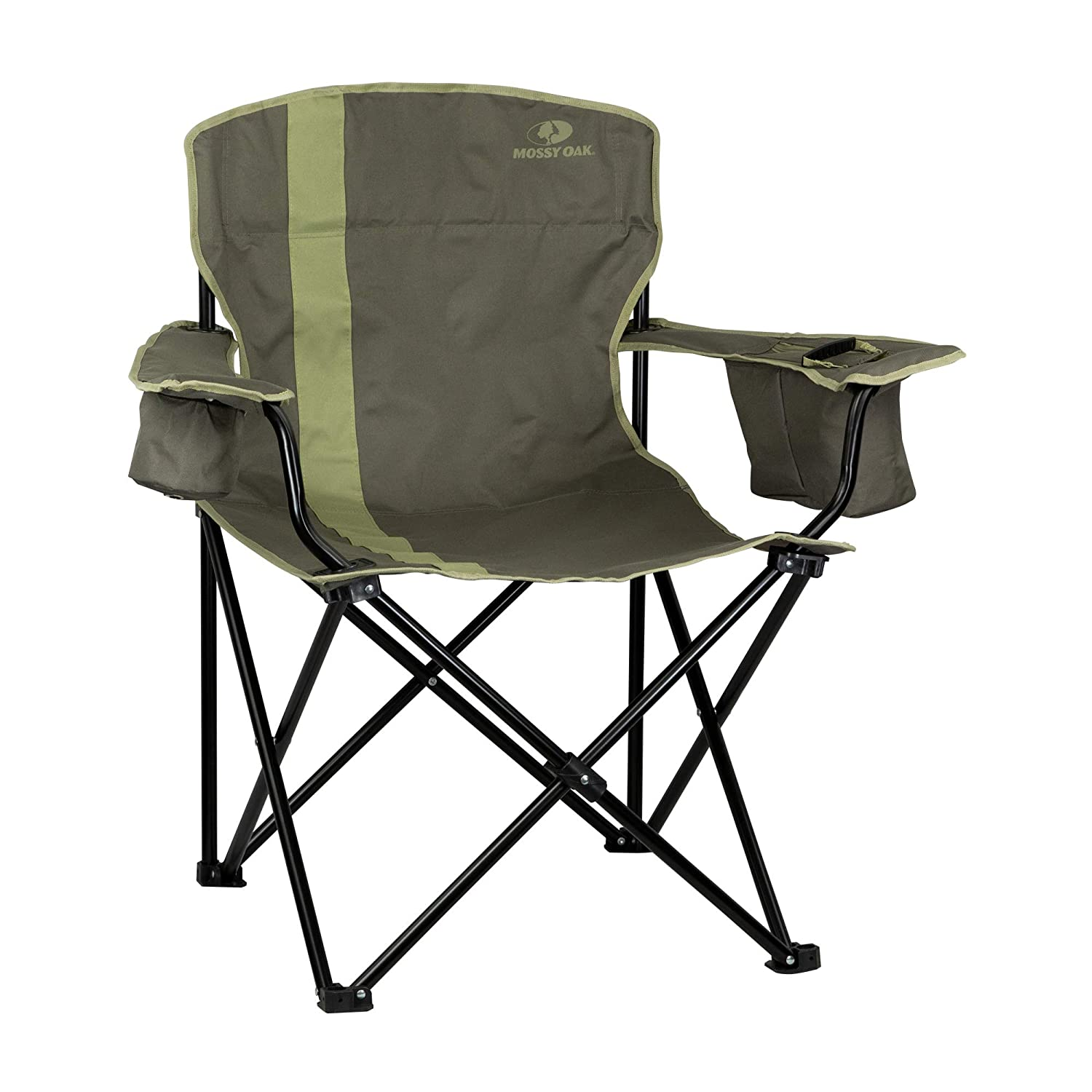 Folding Lawn Chairs Heavy Duty.Amazon Com Mossy Oak Heavy Duty Folding Camping Chairs