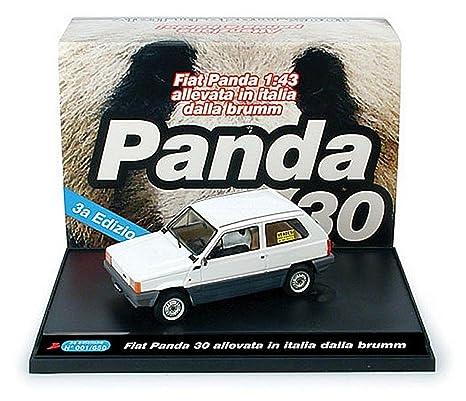 Brumm BMS0502 FIAT PANDA 30 1980 PANDA A BORDO 1:43 MODELLINO DIE CAST MODEL