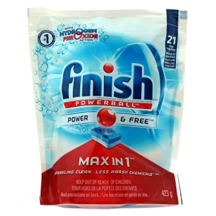 Finish A/0 Turbo P&F (21 Count)