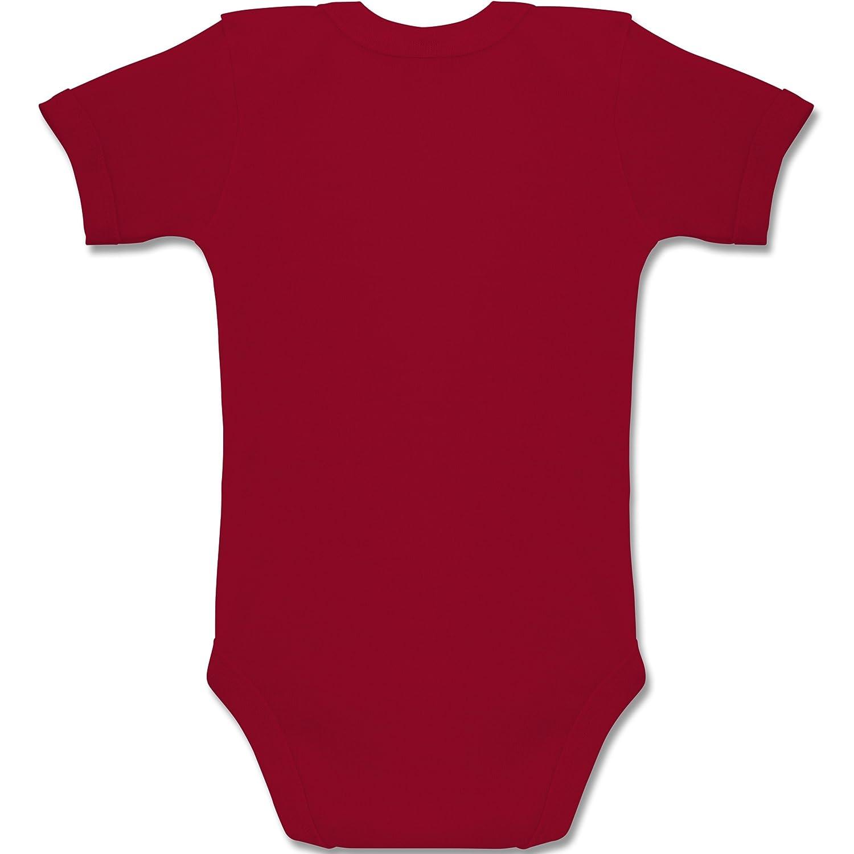 Alles Gute zum ersten Muttertag B/ären Baby Body Kurzarm Jungen M/ädchen Shirtracer Muttertag Baby