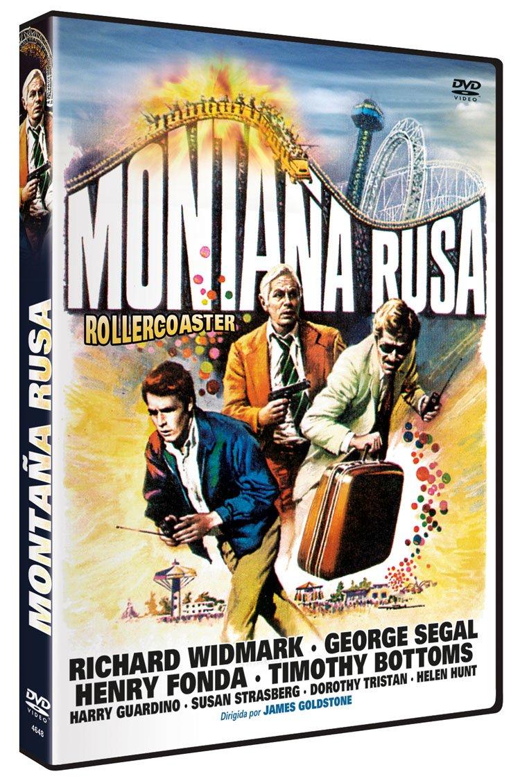 Montaña Rusa DVD 1977 Rollercoaster