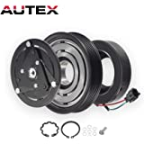 AUTEX AC A/C Compressor Clutch Coil Assembly Kit 92600JA00A Replacement for 2007 2008 2009