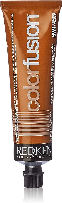 Redken Color Fusion - Crema de colores para el pelo, 3 br ...
