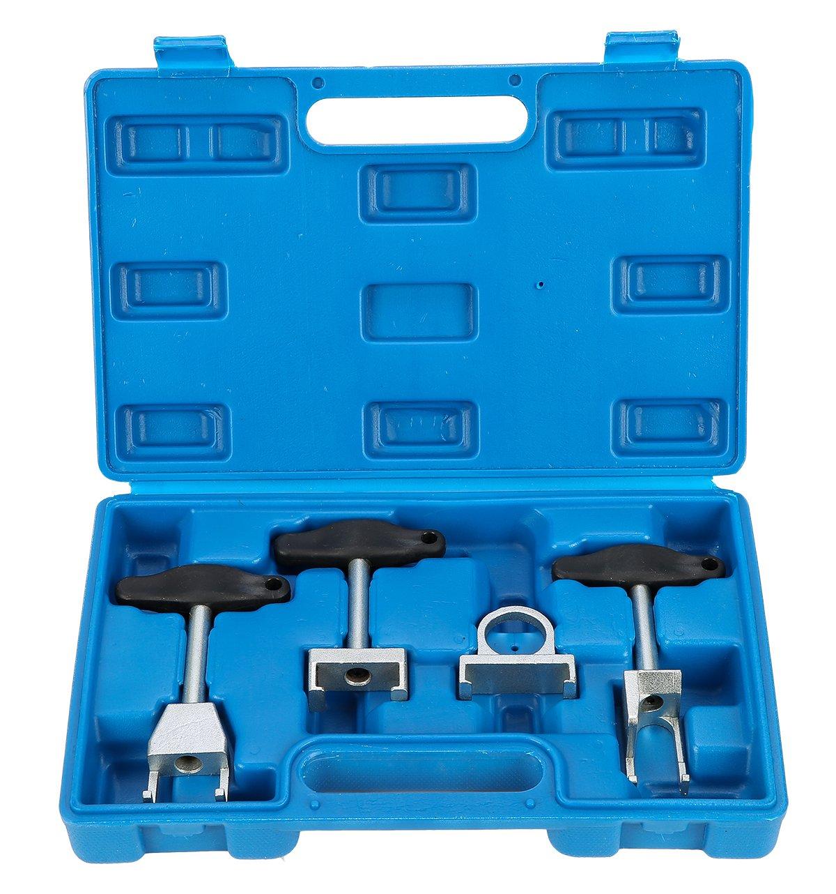 8MILELAKE 4 pcs Ignition Coil Puller Spark Plug Plug Extractor Set Car freebirdtrading