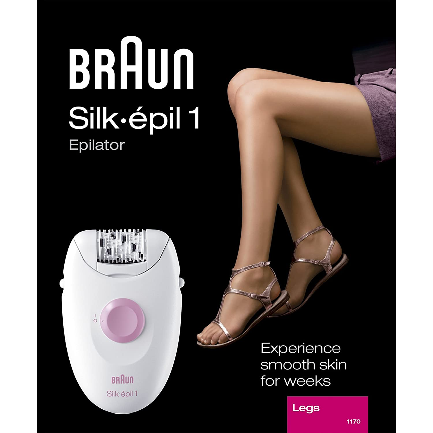 ❄️ New Braun Silk Epil 5 5-329 Epilator + Bonus Edition Sonic Face Cleanse Brush
