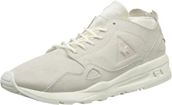 Le Coq Sportif Womens LCS R Flow W Low-Top Sneakers, Rose Cloud