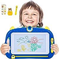 Peradix Magic Board voor kinderen Magnetische tekentafel Magnetisch tekenbord met magnetische Baby magnetische magische…