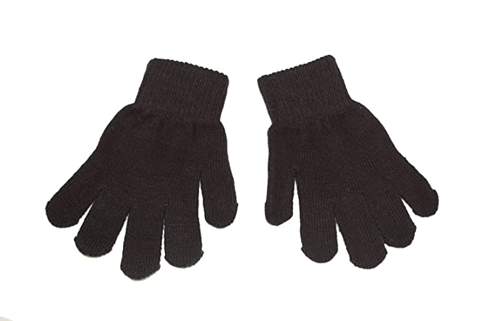 decc1bc902fc Baby toddler magic knitted gloves. Available in 6 colours  black ...