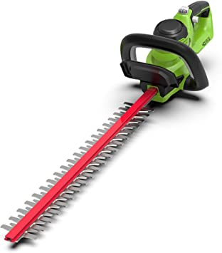 Greenworks Tools 2200907 Hedge Trimmer - Thick Cutting